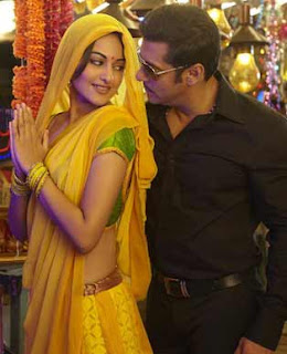 Salman Khan and Sonakshi Sinha to team up again