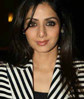 Nervous Sridevi almost trips at Neeta Lulla's show