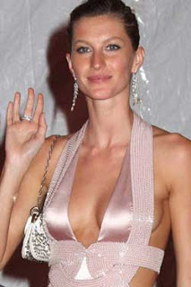 Being a mom is wonderful: Gisele Bundchen