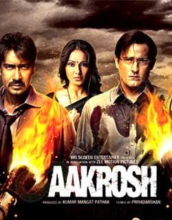 A-certificate to Aakrosh made Priyadarshan unsatisfied