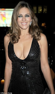 Singer Peter Andre has crush on Elizabeth Hurley