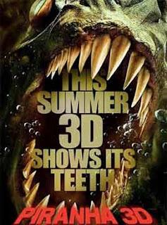 Hollywood Movie: 'Piranha 3D' Review