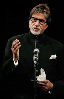 Amitabh Bachchan gets Standing ovation at National Awards Ceremony