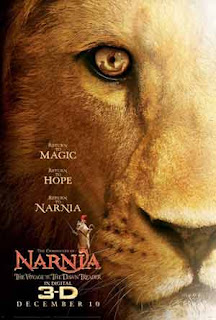 'The Chronicles of Narnia 3' to release in India Dec 10