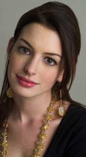 Anne Hathaway dosen't like Botox
