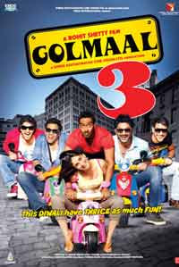 'Golmaal 3' catches a good opening at Box Office