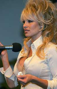 Baywatch Star Pamela Anderson to enter 'Bigg Boss 4'