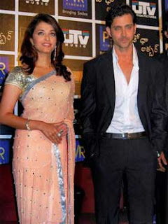 Hrithik Roshan and Aishwarya Rai holds a perfect equation
