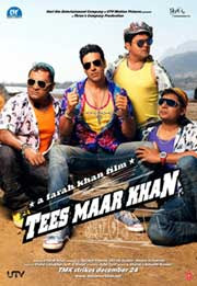 'Tees Maar Khan' Music Review