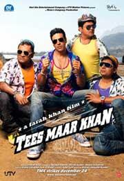 'Tees Maar Khan' Music Review