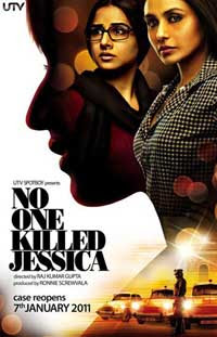 'No One Killed Jessica' is dramatic interpretation of case