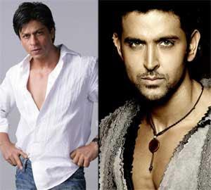 ShahRukh Khan, Hrithik Roshan bonded over 'Guzaarish'