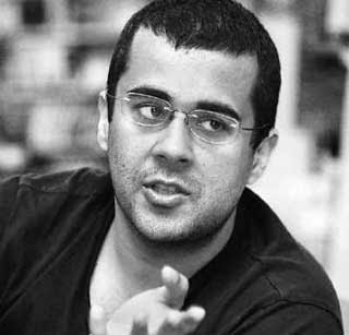 Chetan Bhagat says 'Films on my books increase my reach'