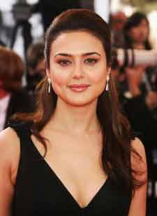 UNAIDS goodwill ambassador Preity Zinta wants to take action against AIDS spread