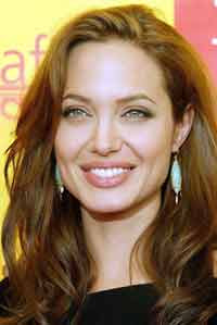 For Hollywood Superstar Angelina Jolie motherhood is exhausting