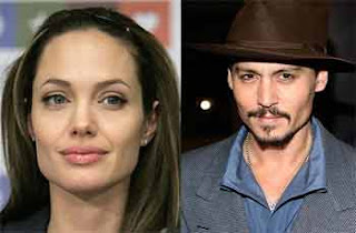 Angelina Jolie's sense of humour surprises Johnny Depp