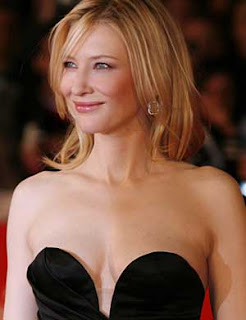 Australian actress Cate Blanchett joins 'The Hobbit' cast
