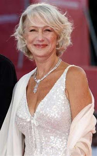 Actress Helen Mirren scared to take career risks