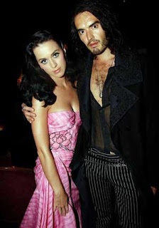 Katy Perry, Russell Brand hope to start charity