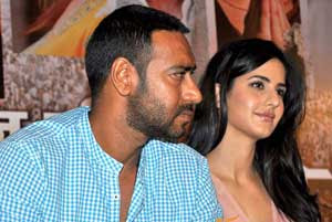 Ajay Devgan, Katrina Kaif announced most profitable actors of 2010