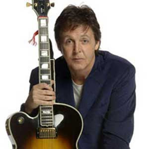 Paul McCartney to sing at Prince Willaim's wedding?