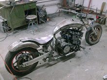 OmenChoppers/FJ1100 in progress SOLD