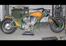 OmenChoppers/ XV750 in progress FOR SALE