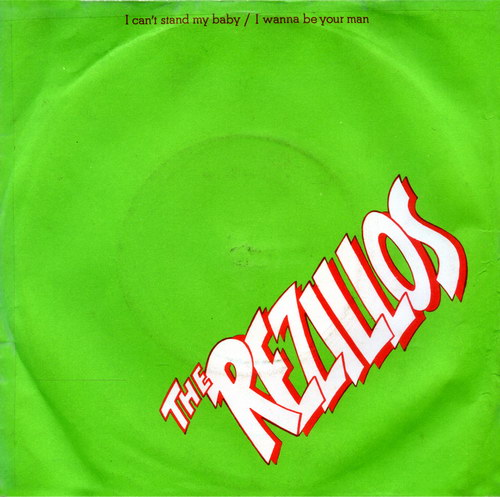 Rezillos - Can't stand The Rezillos - Anthology 1993