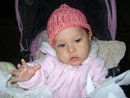 Valentina..La Niña de Mis Ojos Color Cielo