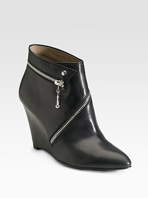 My Wish List..Belle Bootie  From Sigerson Morrison