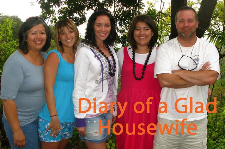 Diary of a Glad Housewife