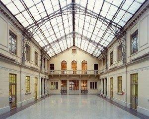 Il tetto di vetro del Toppo