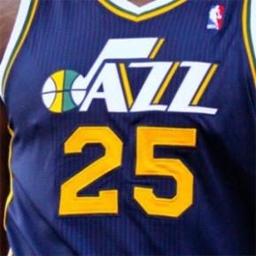 Utah Jazz jersey