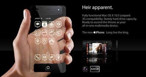 How will Iphone 4G Look?