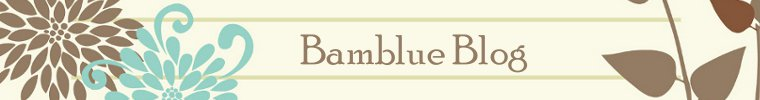 Bamblue Sewing Blog