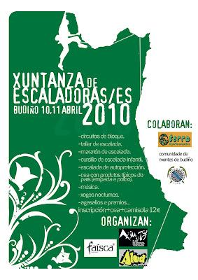 Xuntanza Budiño 2010
