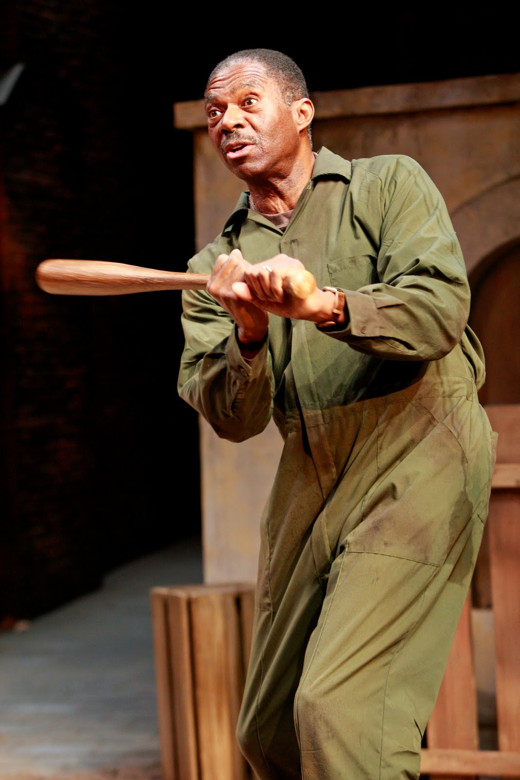 character analysis of jim in fences a play by august wilson A summary of themes in august wilson's fences literary analysis to his family in other ways throughout the play with sayings that represent his.