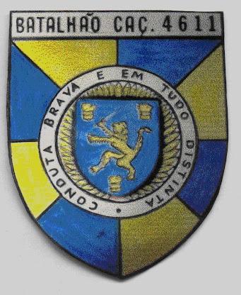 BATALHÃO DE CAÇADORES 4611/72