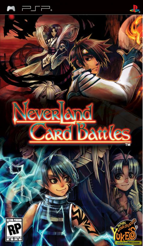 《Neverland Card Battles》封面