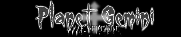 Official Planet Gemini Blog