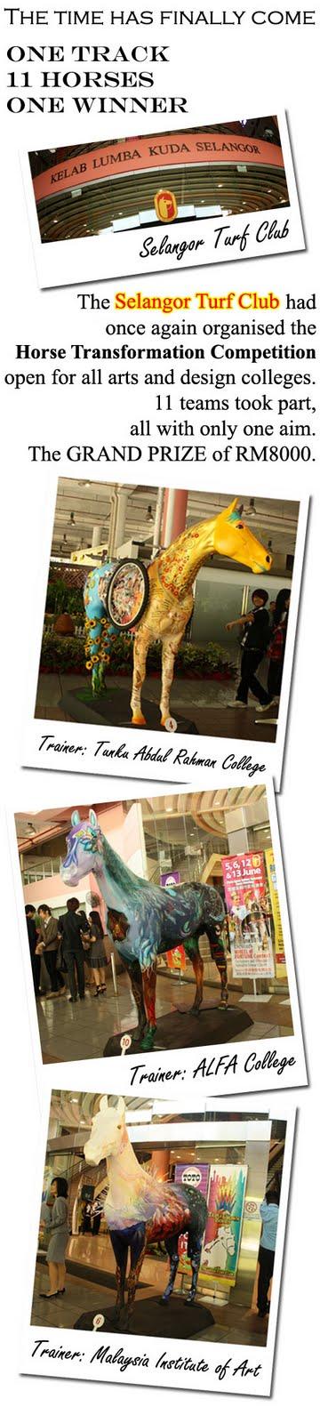 selangor turf club horse transformation 1