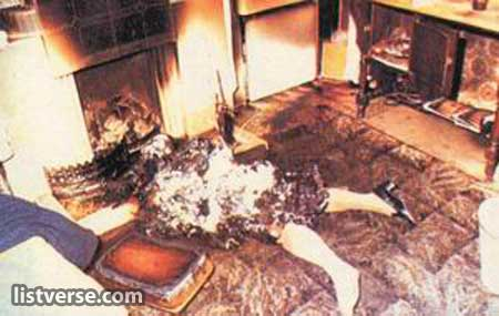 Complexity Unlimited Spontaneous Human Combustion