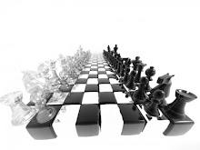 La vida es un juego de ajedrez