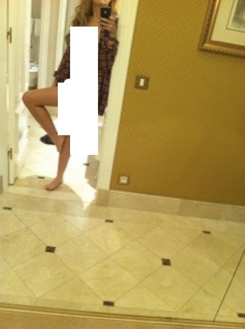 Miley Cyrus se desnuda al 100 en su sesión de fotos
