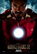 Iron Man 2 ironman poster