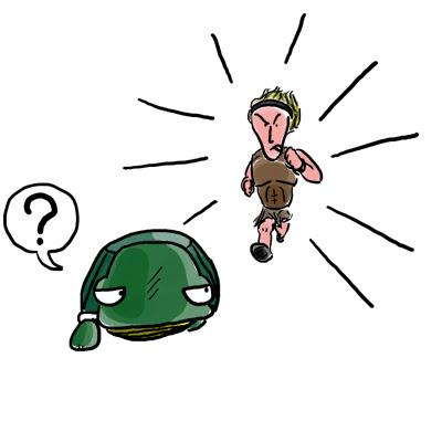 Aveva ragione taurek achille e la tartaruga - Pagine di colorazione tartaruga ...