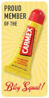 I'm A Member of the Carmex Blog Squad