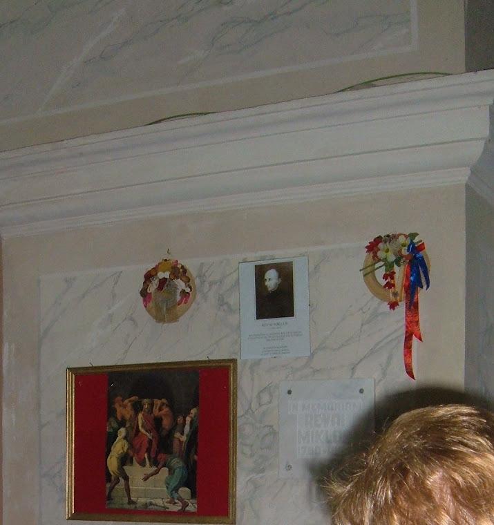 Biserica romano-catolica si Revai Miklos