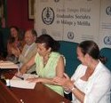 Colaboración con el Colegio Oficial de graduados Sociales de Málaga y Melilla