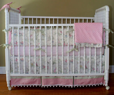 Nursery Rhyme Baby Bedding Thenurseries